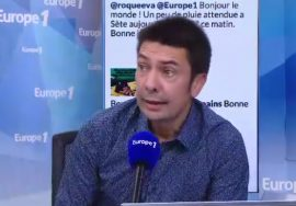 Eric THOMAS invité d'Europe 1, jeudi 6 septembre
