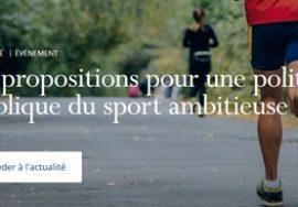 Sport : le rapport du Conseil d'État préconise le vote des clubs pour démocratiser les fédérations !