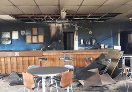 Incendie au club house : l'AFFA solidaire du club de Joué-lès-Tours