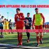 L'ES Seynod Football ne décolère pas